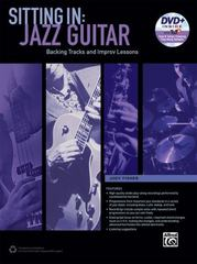 Sitting in -- Jazz Guitar 1st Edition 9781470623661 1470623668