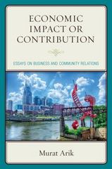 Economic Impact or Contribution 1st Edition 9781498516952 1498516955
