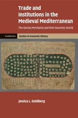 Trade and Institutions in the Medieval Mediterranean 1st Edition 9781107519299 1107519292