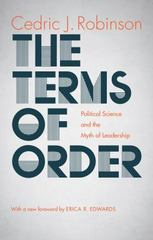 The Terms of Order 1st Edition 9781469628219 146962821X