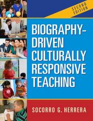 Biography-Driven Culturally Responsive Teaching 2nd Edition 9780807757505 0807757500