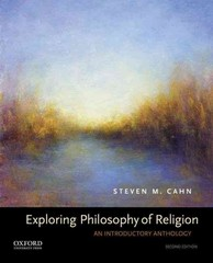 Exploring Philosophy of Religion 2nd Edition 9780190461386 0190461381