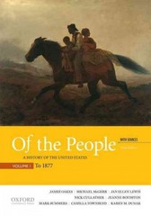 Of the People 3rd Edition 9780190254889 0190254882