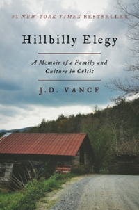 Hillbilly Elegy 1st Edition 9780062300560 0062300563