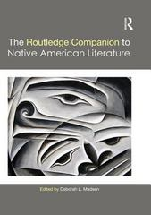 The Routledge Companion to Native American Literature 1st Edition 9781317693192 1317693191