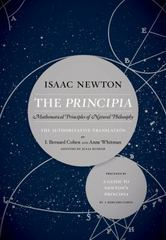 The Principia: the Authoritative Translation and Guide 1st Edition 9780520290877 0520290879