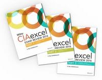 Wiley CIAexcel Exam Review 2016: Study Guides Set 7th Edition 9781119242062 1119242061