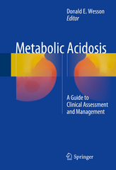 Metabolic Acidosis 1st Edition 9781493934638 1493934635