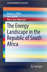 The Energy Landscape in the Republic of South Africa 1st Edition 9783319255101 331925510X