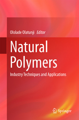 Natural Polymers 1st Edition 9783319264141 3319264141