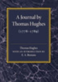 A Journal by Thomas Hughes 1st Edition 9781316509524 1316509524