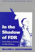 In the Shadow of FDR 2nd edition 9780801481239 0801481236
