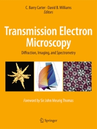 Transmission Electron Microscopy 1st Edition 9783319266510 3319266519