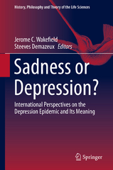 Sadness or Depression 1st Edition 9789401774239 9401774234