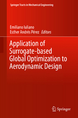 Application of Surrogate-based Global Optimization to Aerodynamic Design 1st Edition 9783319215068 331921506X