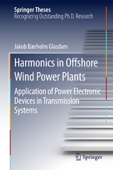 Harmonics in Offshore Wind Power Plants 1st Edition 9783319264769 3319264761