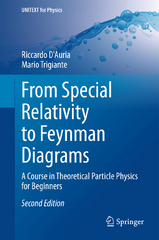 From Special Relativity to Feynman Diagrams 2nd Edition 9783319220147 3319220144