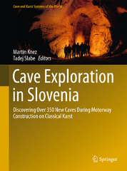 Cave Exploration in Slovenia 1st Edition 9783319212036 3319212036