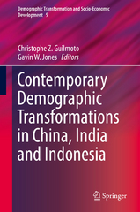 Contemporary Demographic Transformations in China, India and Indonesia 1st Edition 9783319247830 3319247832