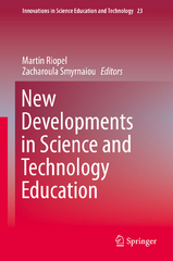 New Developments in Science and Technology Education 1st Edition 9783319229331 3319229338