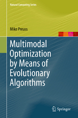 Multimodal Optimization by Means of Evolutionary Algorithms 1st Edition 9783319074078 3319074075