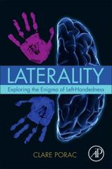 Laterality 1st Edition 9780128013571 0128013575