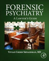 Forensic Psychiatry 1st Edition 9780128028520 0128028521
