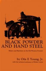 Black Powder and Hand Steel 1st Edition 9780806153971 0806153970