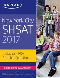 New York City SHSAT 2017 1st Edition 9781506203782 1506203787
