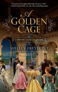 A Golden Cage 1st Edition 9780425275856 042527585X