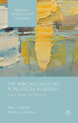 The African Diaspora Population in Britain 1st Edition 9781137456540 113745654X