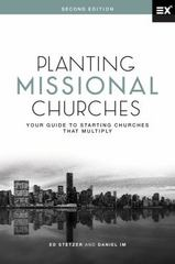 Planting Missional Churches 2nd Edition 9781433692154 1433692155