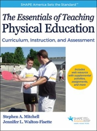 The Essentials of Teaching Physical Education with Web Resource 1st Edition 9781492509165 1492509167