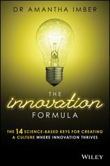 The Innovation Formula 1st Edition 9780730326670 0730326675