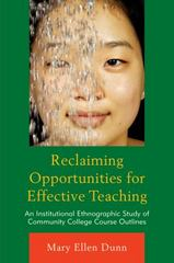 Reclaiming Opportunities for Effective Teaching 1st Edition 9781498512329 1498512321