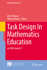 Task Design In Mathematics Education 1st Edition 9783319096292 331909629X