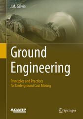Ground Engineering - Principles and Practices for Underground Coal Mining 1st Edition 9783319250052 3319250051
