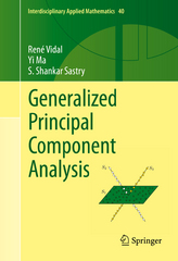 Generalized Principal Component Analysis 1st Edition 9780387878119 0387878114