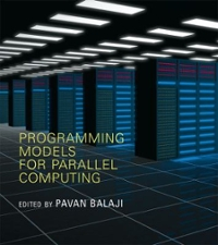 Programming Models for Parallel Computing 1st Edition 9780262528818 0262528819