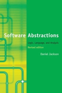 Software Abstractions 2nd Edition 9780262528900 0262528908
