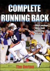 Complete Running Back 1st Edition 9781492504016 1492504017
