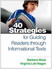 40 Strategies for Guiding Readers through Informational Texts 1st Edition 9781462526109 1462526101