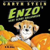 Enzo's Very Scary Halloween 1st Edition 9780062380616 0062380613