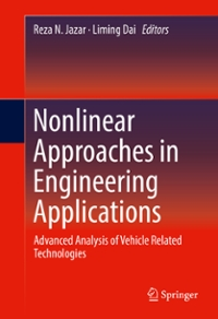 Nonlinear Approaches in Engineering Applications 1st Edition 9783319270555 3319270559