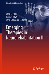 Emerging Therapies in Neurorehabilitation II 1st Edition 9783319249018 3319249010