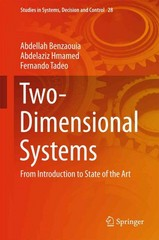 Two-Dimensional Systems 1st Edition 9783319201160 3319201166