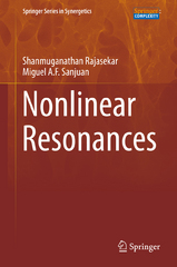 Nonlinear Resonances 1st Edition 9783319248868 3319248863