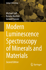Modern Luminescence Spectroscopy of Minerals and Materials 2nd Edition 9783319247656 3319247654