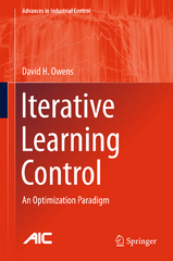 Iterative Learning Control 1st Edition 9781447167723 1447167724