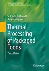 Thermal Processing of Packaged Foods 3rd Edition 9783319249049 3319249045